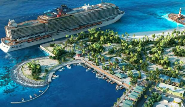 [VIDÉO] Découvrez Ocean Cay, l'île privée de MSC Croisières!