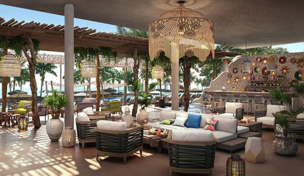 [VIDÉO] Découvrez ce à quoi va ressembler le Beach Club de Virgin Voyages à Bimini pour ses passagers!