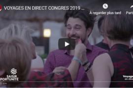 Voyages en Direct dévoile la vidéo de son congrès à Punta Cana et c'est WOW!