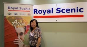 Royal Scenic nomme Adeline Piekham-Hsieh au poste de présidente