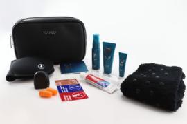 Turkish Airlines: les passagers en classe affaires reçoivent maintenant des ensembles de voyage signés Versace
