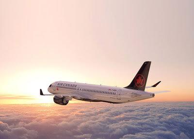 Voici les deux nouvelles liaisons d'Air Canada qui seront assurées par l'A220-300 d'Airbus!