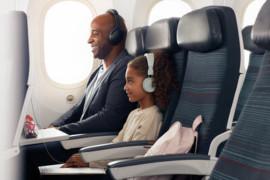 Air Canada est nommée meilleur transporteur familial en Amérique du Nord et reçoit le prix Wherever du meilleur programme de fidélisation pour les familles