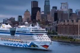 Montréal: 40 navires de croisières seront de passage en ville. Voici les dates!