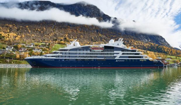 Un navire de la série PONANT EXPLORERS arrive au Québec pour la première fois