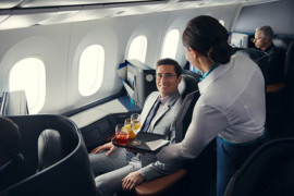 Envie d'un siège en business? Westjet lance un nouveau système de surclassement!