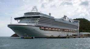 Un navire de croisière de New York amène la gastro à Québec