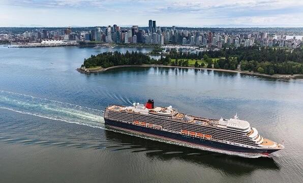 Cunard présente ses nouveaux itinéraires 2021