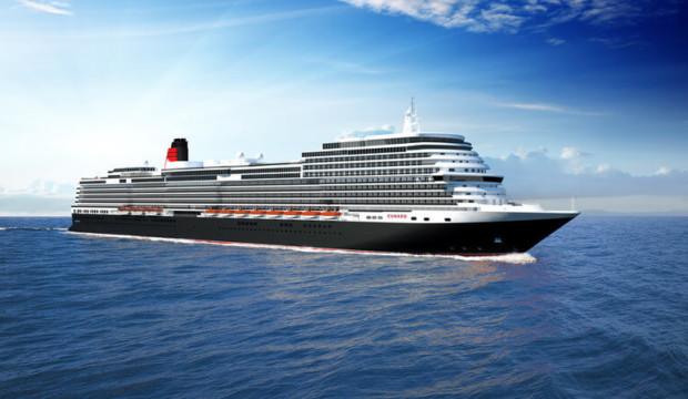 Cunard annonce le début de la construction de son nouveau navire