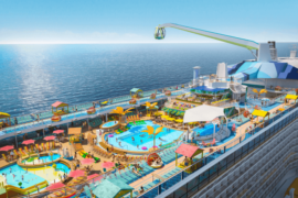 Royal Caribbean dévoile les détails de l'Odyssey of the Seas