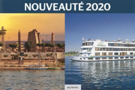 CroisiEurope lance des croisières en Égypte sur le Nil
