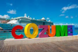 Mexique: le port de Cozumel propose une taxe pour les croisiéristes