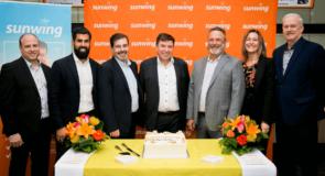 Sunwing et TSAS annoncent un nouveau partenariat à l'aéroport international Trudeau de Montréal