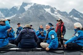 [Éducotour] Expédition en Arctique avec Adventure Canada