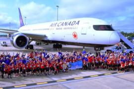 Air Canada et Voyage de rêve font vivre aux enfants des moments magiques grâce à des voyages inoubliables