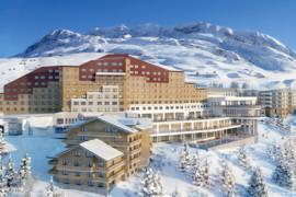 Le Club Med Alpe d'Huez ouvre ses portes