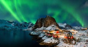 [Éducotour] Les aurores boréales – Islande