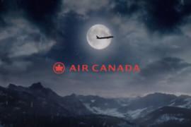 Air Canada dévoile sa nouvelle vidéo de noël