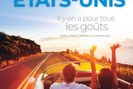[BROCHURE] Voyages TravelBrands dévoile sa plus récente brochure dédiée aux États-Unis
