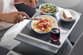 Air Canada: meilleur menu à bord!