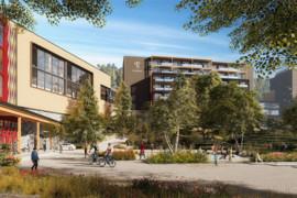 Club Med présente de nouveaux visuels intérieurs de son futur Village Québec Charlevoix
