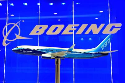 737 MAX de Boeing