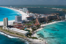 Mexique: Réouverture imminente de Riu Palace Peninsula et Riu Cancun
