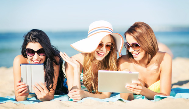 Le WIFI gratuit chez Sandals & Beaches