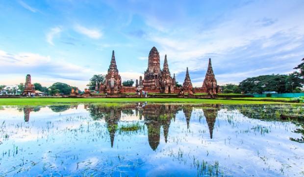 J'ai reçu une carte postale de la Thaïlande
