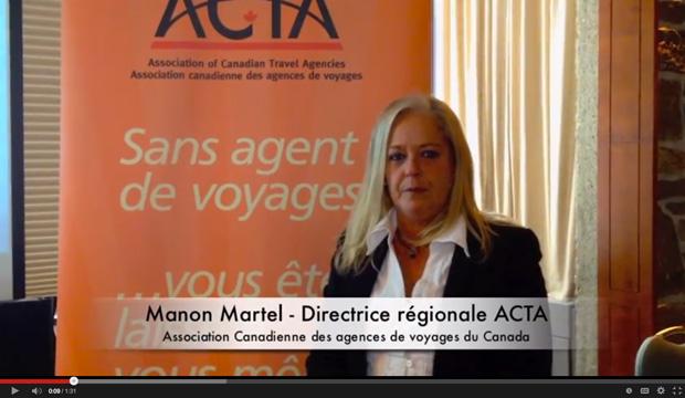 Vision de l'ACTA – Investir dans notre profession