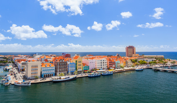 Vacances Air Canada a effectué son vol inaugural Montréal – Curaçao