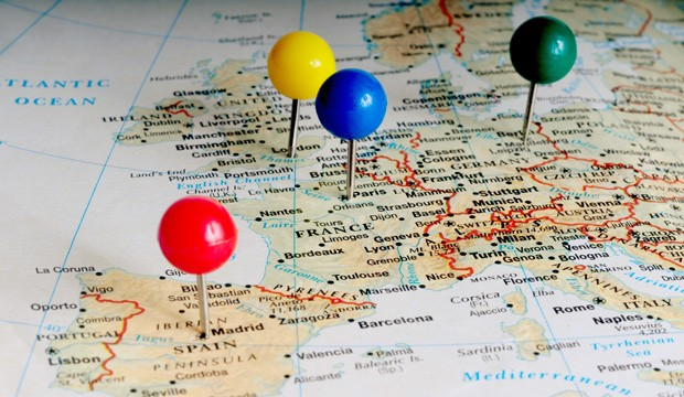 Reprise du voyage en Europe: un départ difficile avec une augmentation des infections de COVID19