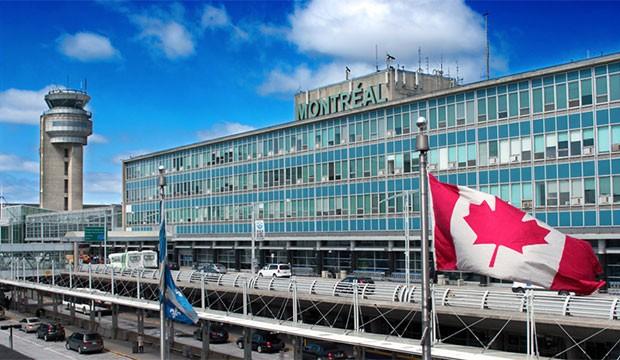 Le nombre de passagers à l'aéroport de Montréal franchi un nouveau cap