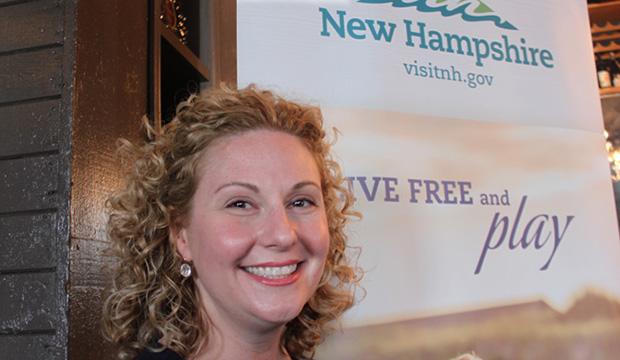 Victoria Cimino, directrice, Division, Voyage  et développement du tourisme du New Hampshire