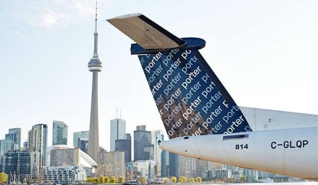 Porter Airlines prolonge d'un mois la suspension de ses vols