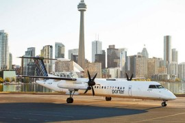 Porter suspend ses vols jusqu'au 1er juin