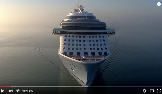 Anthem of the Seas en chiffres et en vidéo