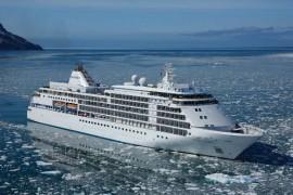 Le nouveau navire de Silversea termine avec succès les essais en mer