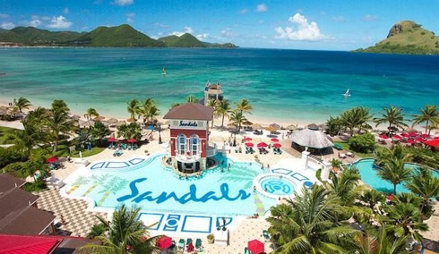 Fermeture de tous les hôtels Sandals and Beaches du 30 mars au 15 mai