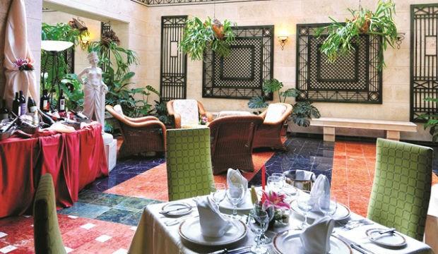 Nouveau restaurant de spécialité au Memories Miramar Havana