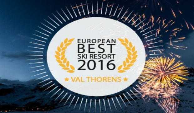 Val Thorens, meilleure station d'Europe 2016