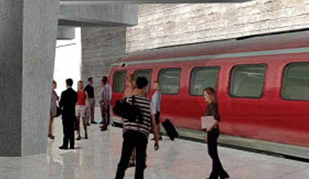 L'aéroport prêt à recevoir le train électrique