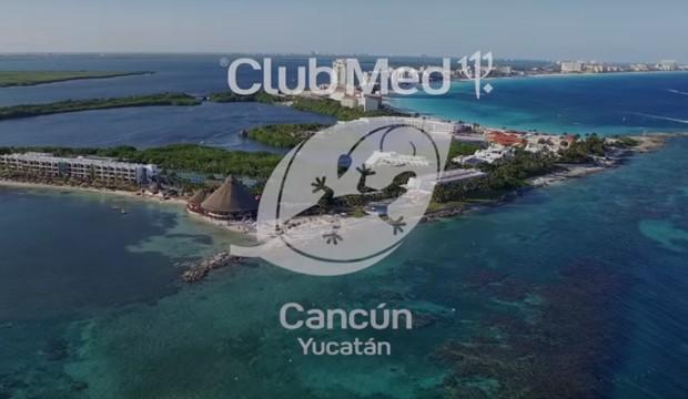 Les 40 dernières années de Club Med Cancun en 40 secondes