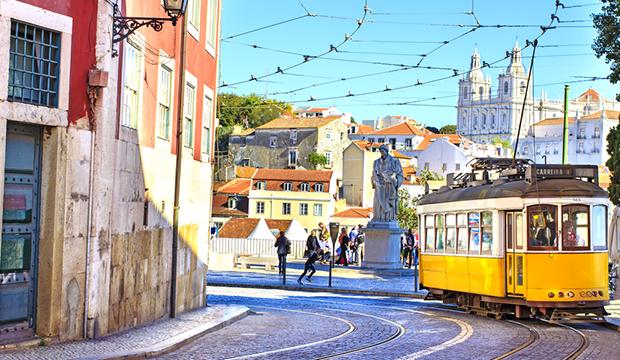 Lisbonne, Portugal, Geoploria, vanaces d'été