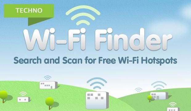 [Appli] Une application pour trouver les réseaux WiFi en voyage