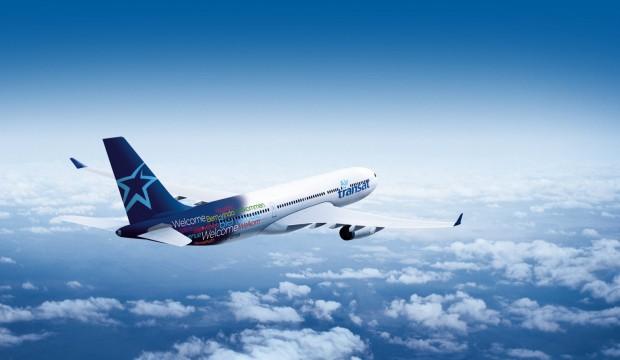 Air Transat inaugure son service direct entre Montréal et Glasgow