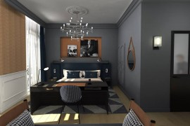 Ouverture d'un nouvel hôtel 4 etoiles à Paris : le Square Louvois