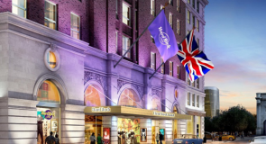[Londres] le Hard Rock Hotel s'installe