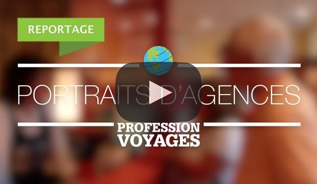Expérience client: série Portraits d'agences