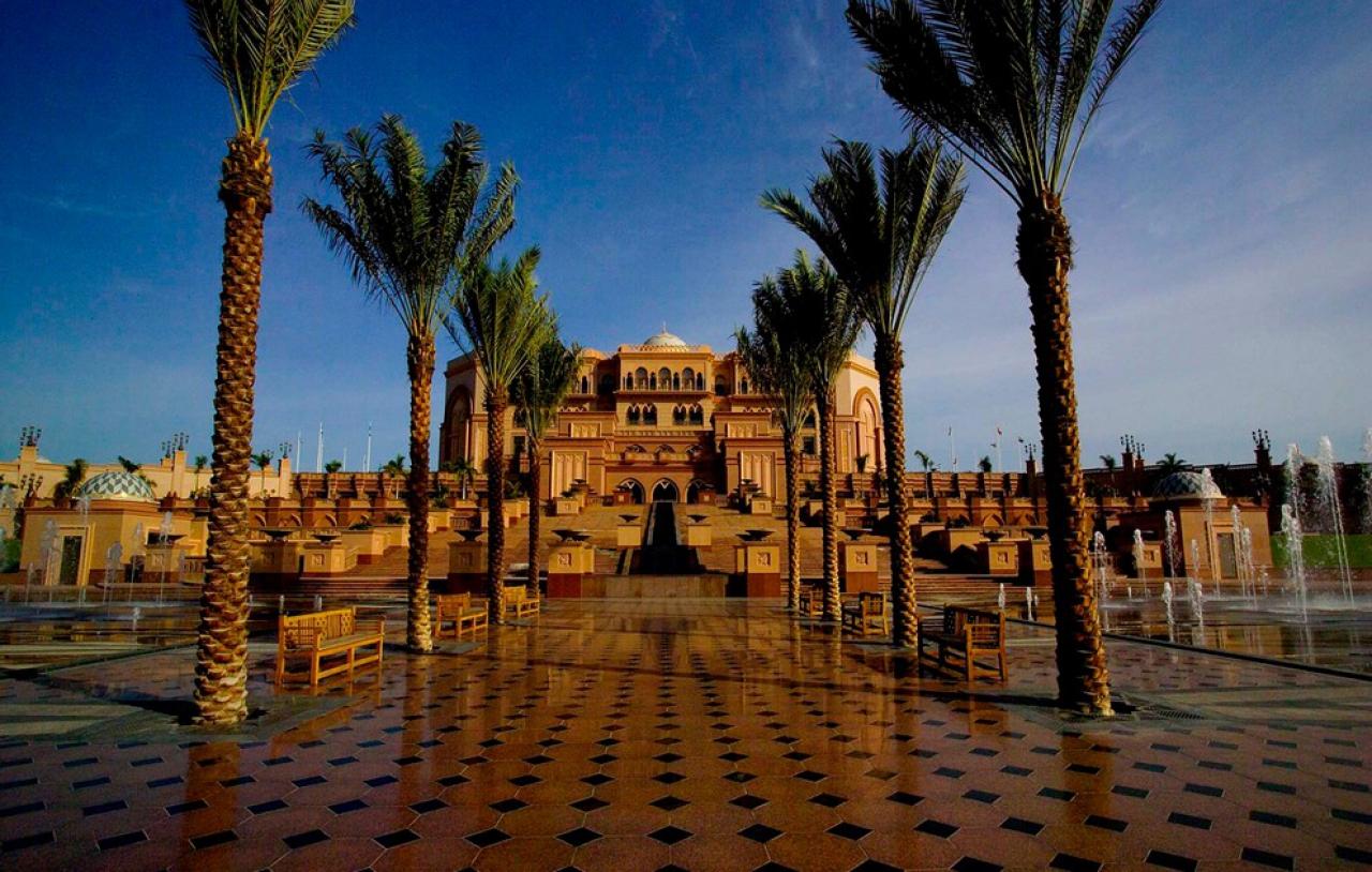 hotel palace emirat
